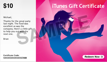 Itunes Printable Gift Card | Printable Cards
